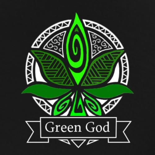 Green God - Camiseta premium hombre