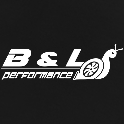 B&L Performance white - Men's Premium T-Shirt