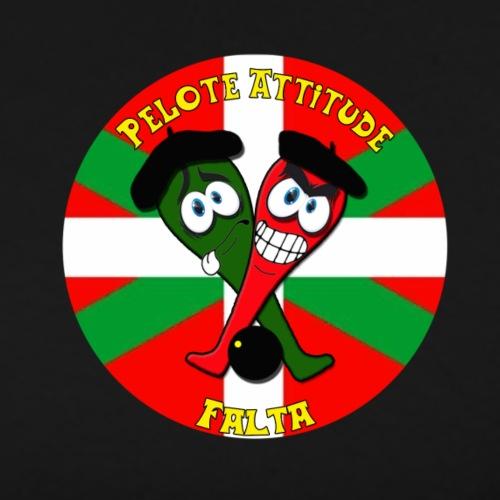 Pelote attitude - T-shirt Premium Homme