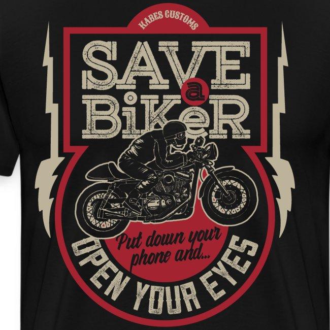 Save A Biker