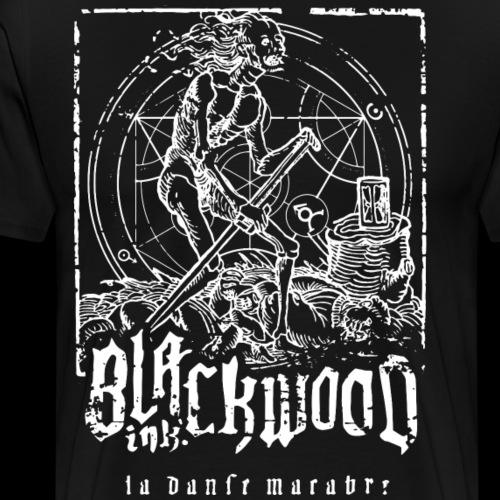 La danse macabre - Premium-T-shirt herr