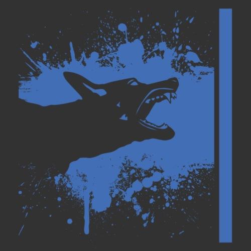 K9 Thin Blue Line - Men's Premium T-Shirt