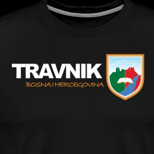 Grad Travnik - Männer Premium T-Shirt