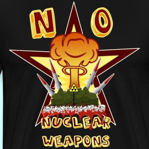 no nuclear Weapons - Keine Atomwaffen