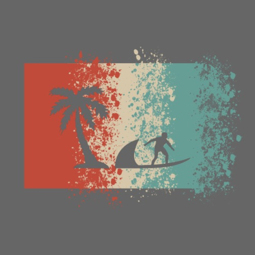Surfen, Surfing, Surfer Jamaika