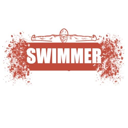 Schwimmer Motivation pur