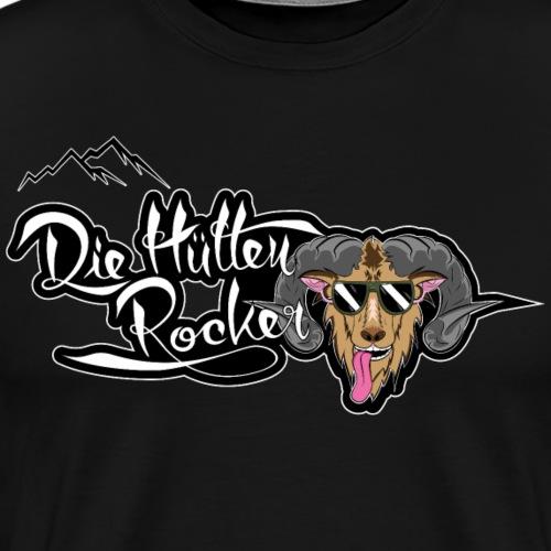 HüttenRocker - Männer Premium T-Shirt