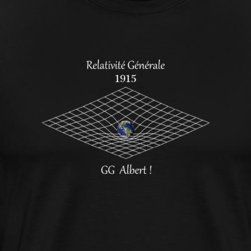 GG Albert ! - T-shirt Premium Homme