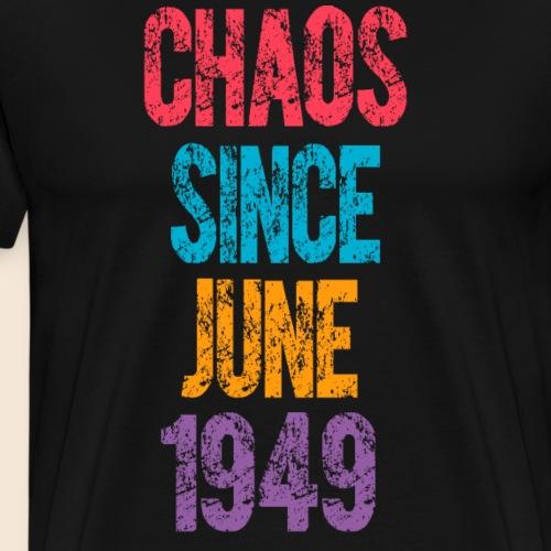 Juni 1949 Geboren - Geburtstagsgeschenk zum 70
