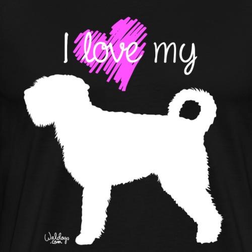 lovebouvi - Men's Premium T-Shirt