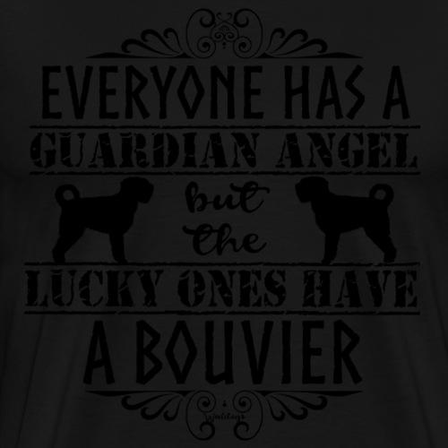 Bouvier Angels 3 - Men's Premium T-Shirt