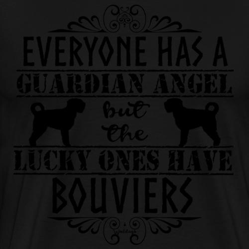 Bouvier Angels - Men's Premium T-Shirt
