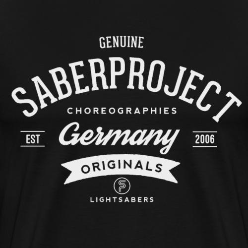 SP Originals - weiß - Männer Premium T-Shirt