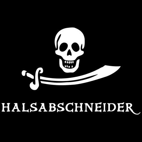 ~ Halsabschneider ~ - Männer Premium T-Shirt