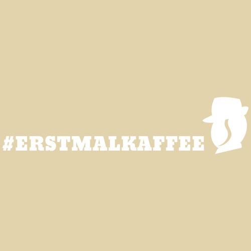 #erstmalkaffee - Männer Premium T-Shirt