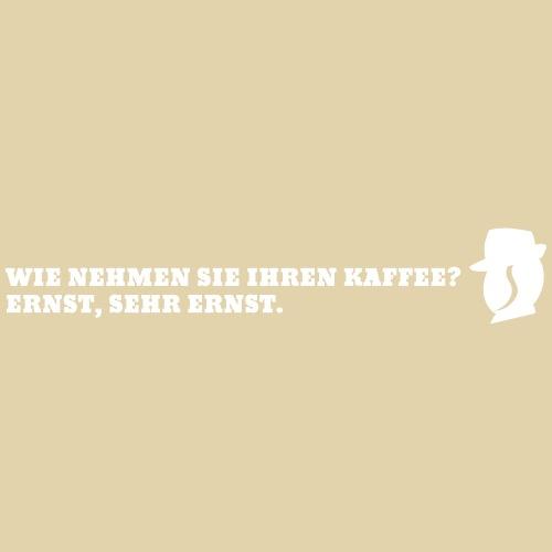 Kaffee Ernst - Männer Premium T-Shirt