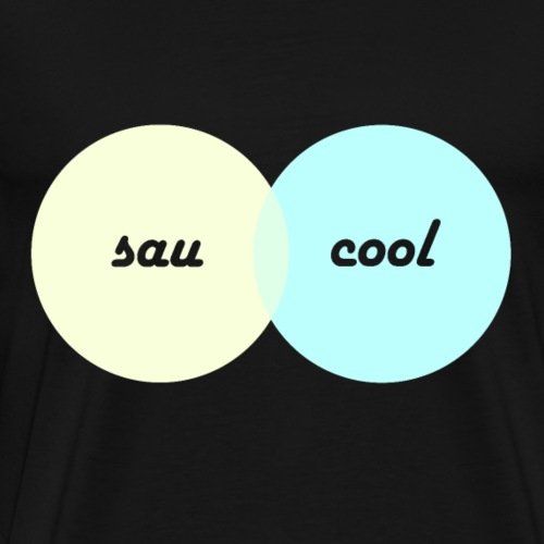 Sau cool - Männer Premium T-Shirt