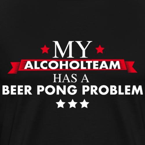 Beer Pong Team