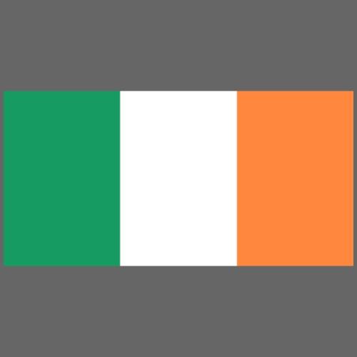 Bandera de Irlanda - Camiseta premium hombre