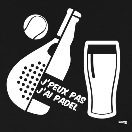 J'peux pas j'ai Padel - T-shirt Premium Homme