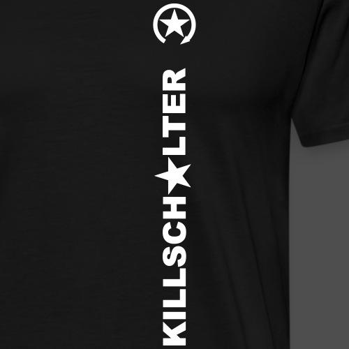Killschalter Vertical 8KS06 - Men's Premium T-Shirt