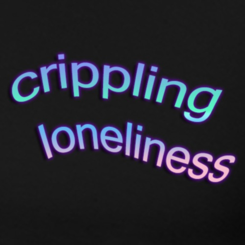 Crippling Loneliness - Camiseta premium hombre