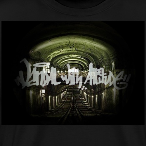 Subway vandal by VWA - T-shirt Premium Homme