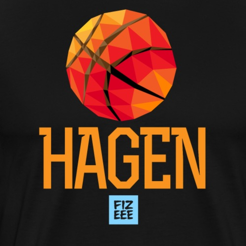 Hagen Let`s GOOOOOO - Männer Premium T-Shirt