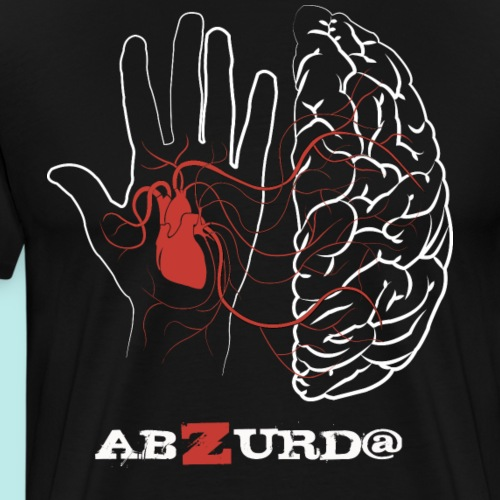 Zurd@s absurd@s - Camiseta premium hombre