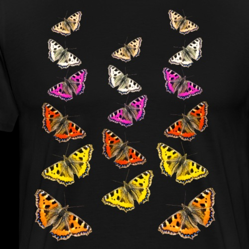 Butterflys - Men's Premium T-Shirt