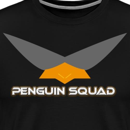 Penguins Quad - Men's Premium T-Shirt