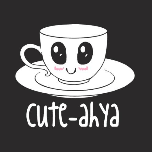 Cute-ahya - Männer Premium T-Shirt