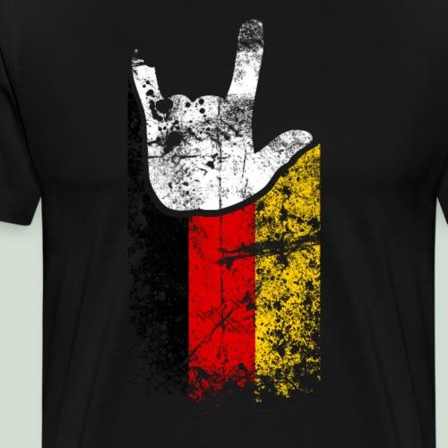 ILY Handsign Germany - Männer Premium T-Shirt
