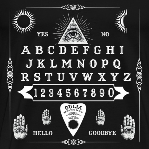 Ouija collection - T-shirt Premium Homme
