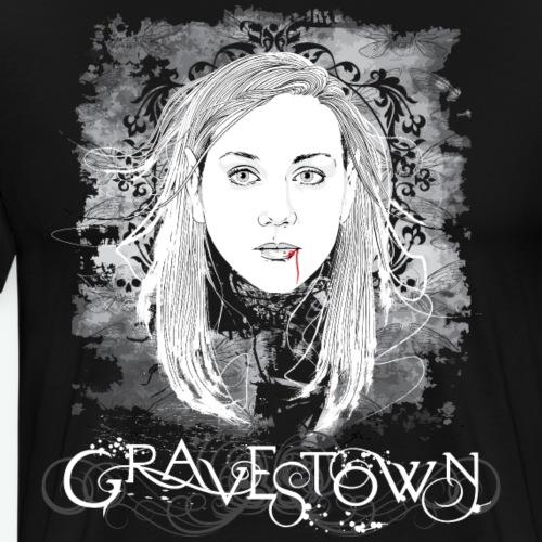 Genevieve - Men's Premium T-Shirt