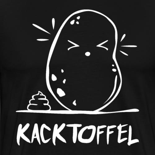 Kacktoffel Kartoffel Wortspiel