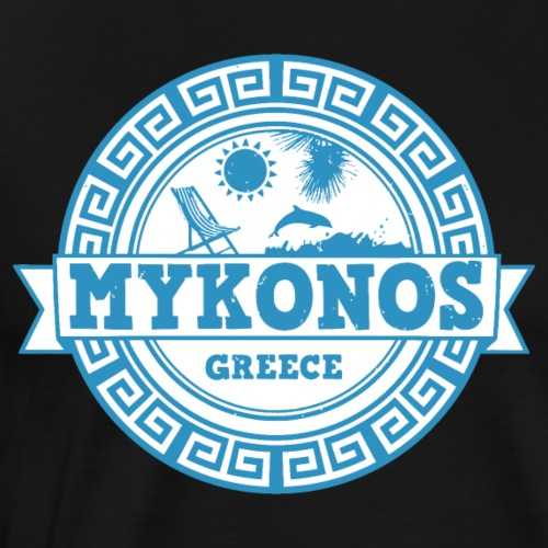 MYKONOS - T-shirt Premium Homme