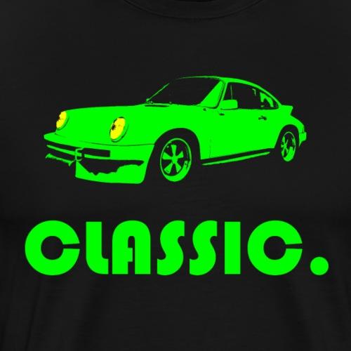 CLASSIC. grün - Männer Premium T-Shirt