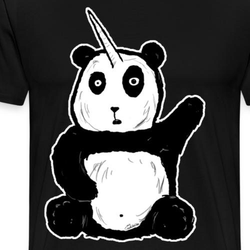 Pandicornio - Maglietta Premium da uomo