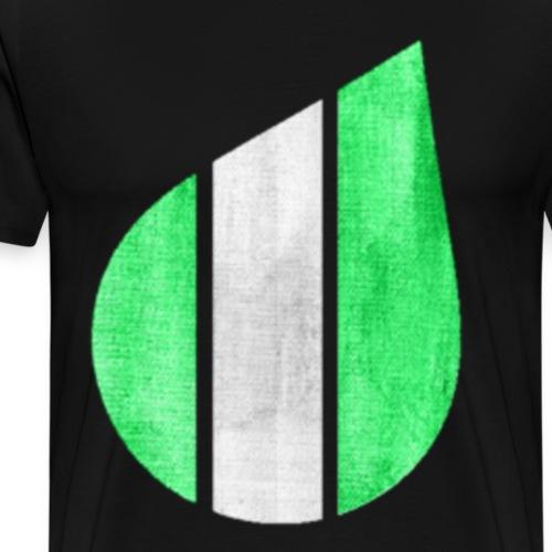 Nigéria - T-shirt Premium Homme