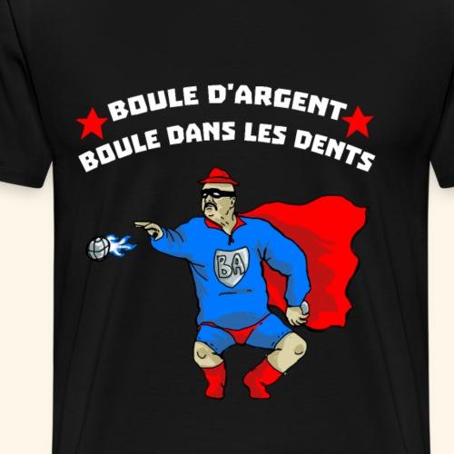 boule d' argent - T-shirt Premium Homme