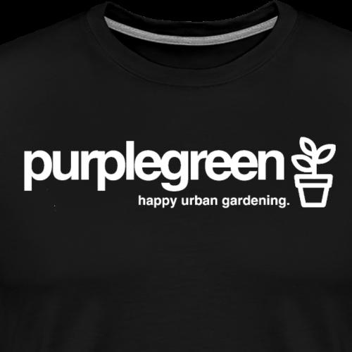 purplegreen classic - Männer Premium T-Shirt