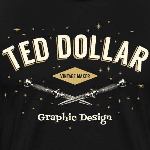 Vintage Maker - T-shirt Premium Homme