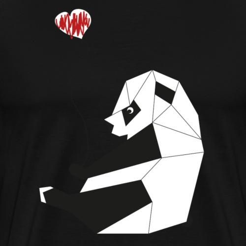 Pandalove - Männer Premium T-Shirt