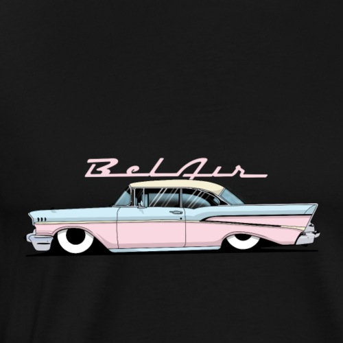 Bel Air car chevy old school