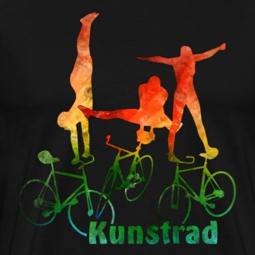 Kunstrad   Artistic Cycling   Balance - Männer Premium T-Shirt