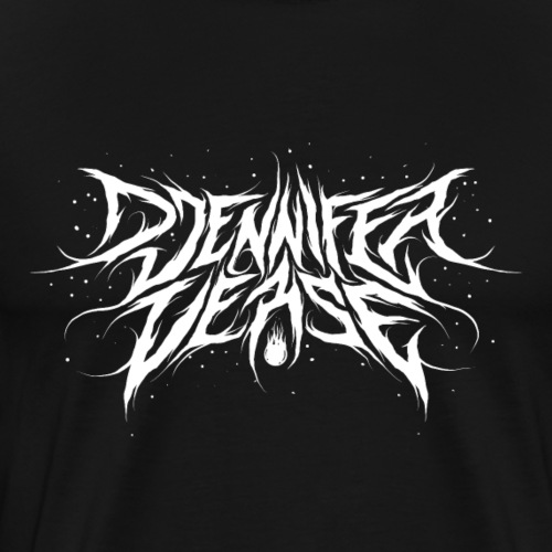 Djennifer Fresh Metal Design - Men's Premium T-Shirt