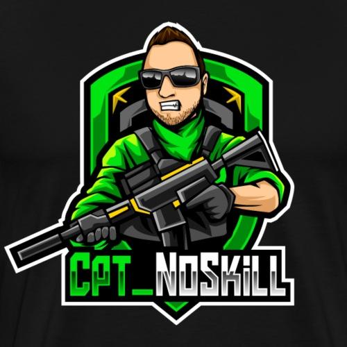 Cpt_NoSKill Logo Grün