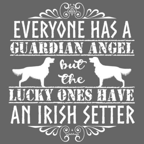 irishsetterangel - Miesten premium t-paita
