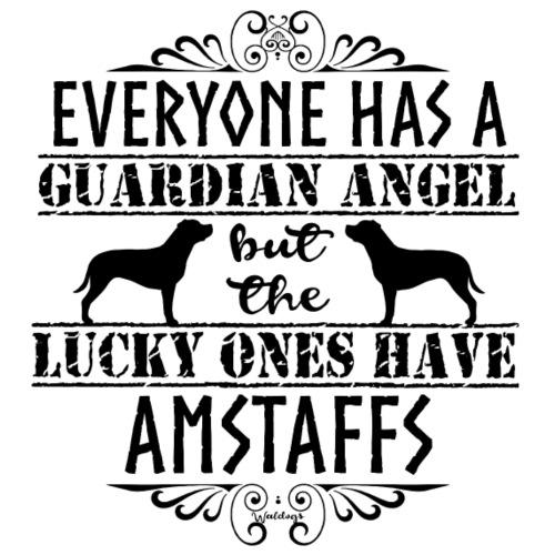 Angels - Miesten premium t-paita